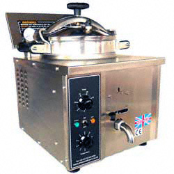 Pressure Fryer Table Top